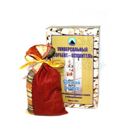 Универсальный дезодорант-осушитель для холодильников