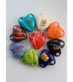 Аромамедальон Сердце