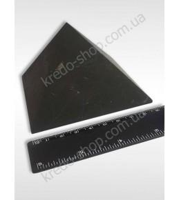 Пирамида из шунгита 90x90мм