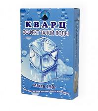 Активатор воды КВАРЦ в картонной упаковке 150 г