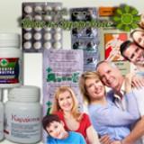 Витамины, диетические добавки, бады